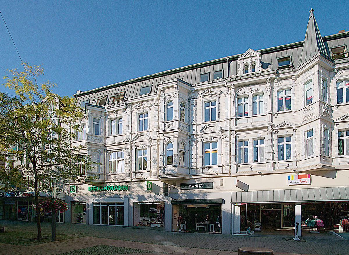 Außenansicht - Seidel & Elei - Steuerberater in 44623 Herne